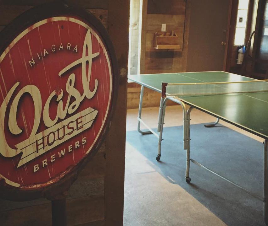 Ping Pong & Beer!