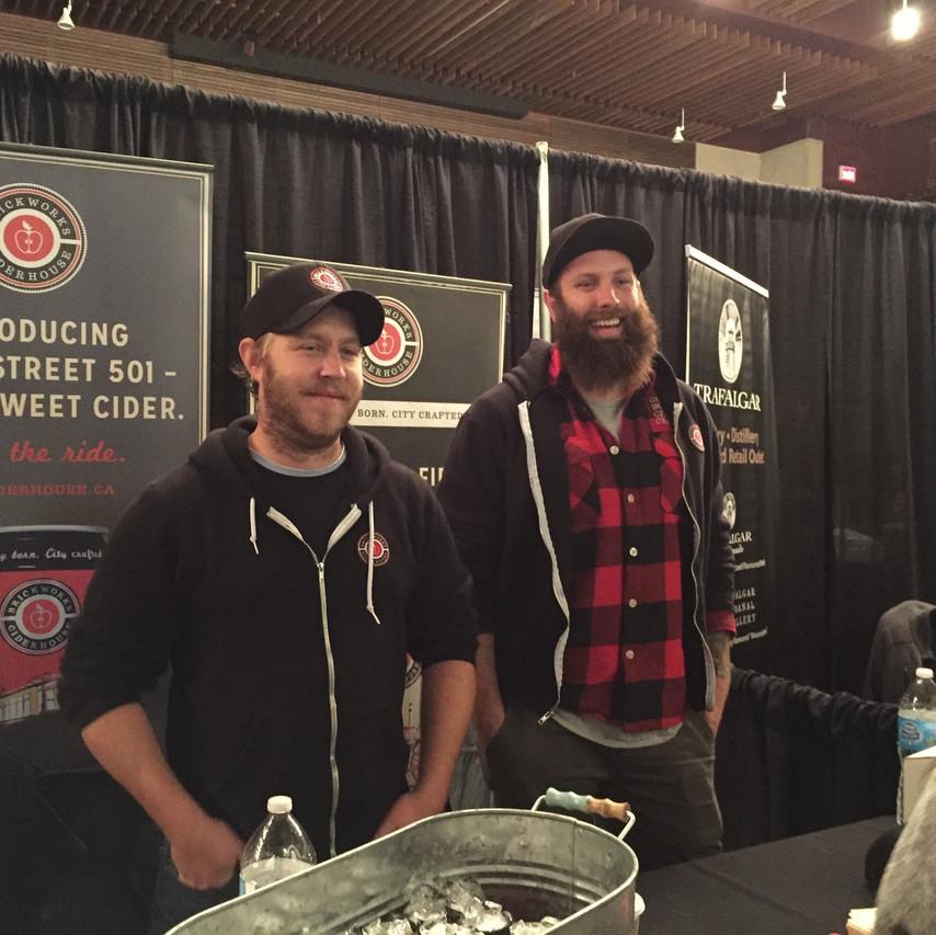 Owners Brickworks Cider