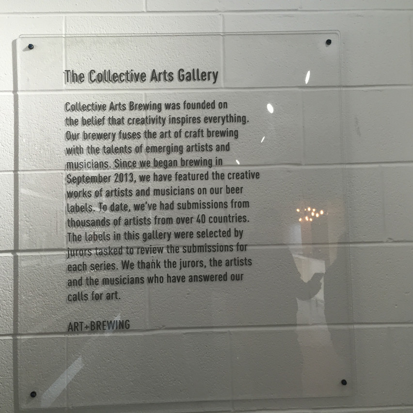 Collective Arts Mission