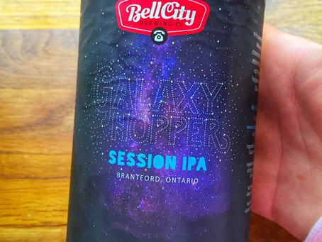 Day 9- Galaxy Hopper, Session IPA