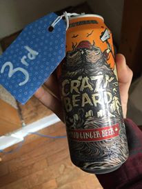 Day 3- Crazy Beard Ginger Beer