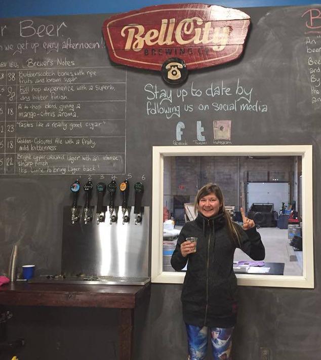 Bell City in Brantford, ON