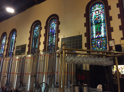 Stained Glass & Tanks