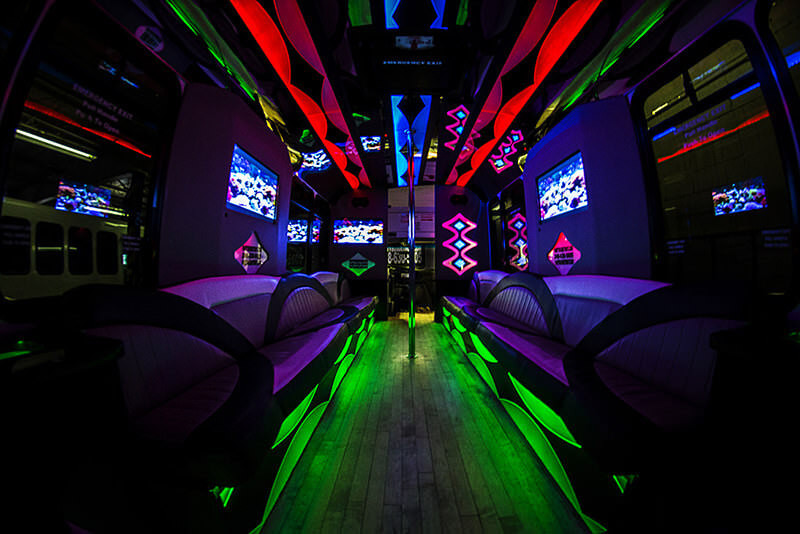 Grand Rapid Party Bus