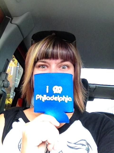 Philidelphia has Great Pretzels..