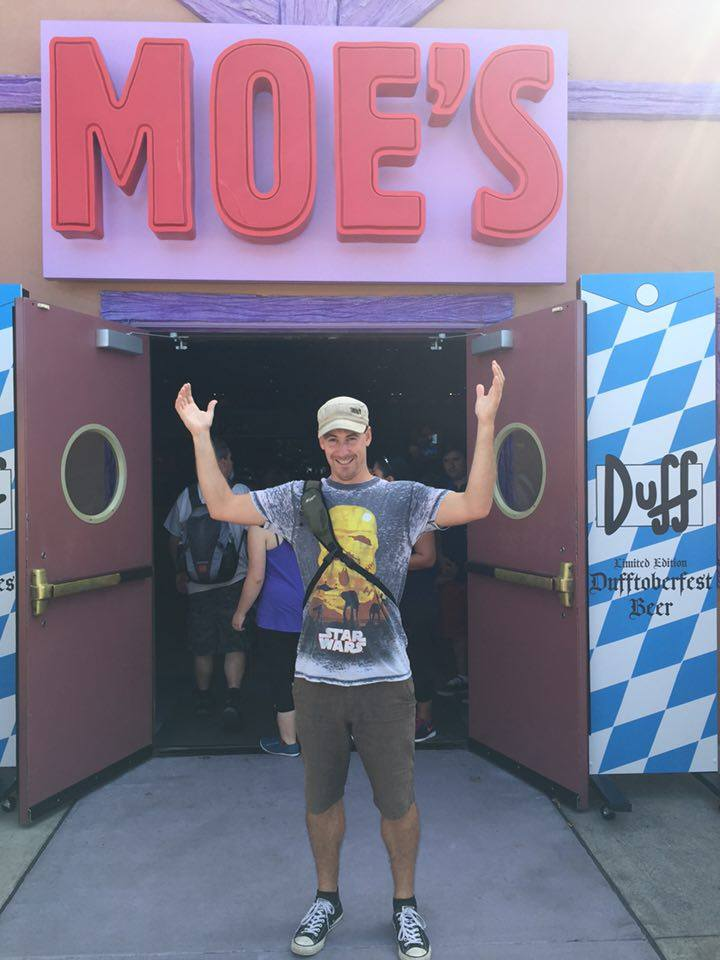 Found it!! Moes Tavern