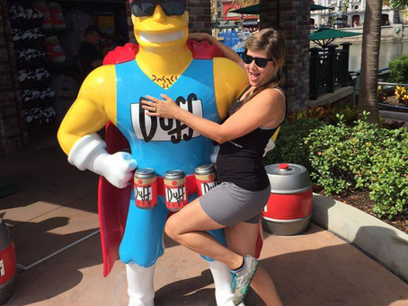 Ever had a DUFF Beer... Oh Yeah!!!