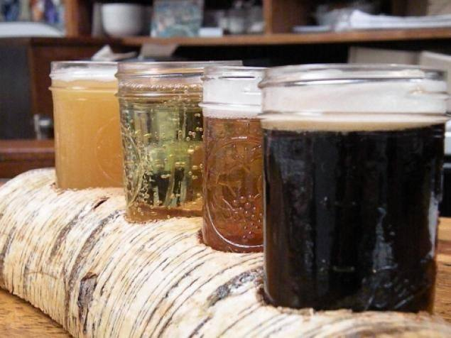 Mason Jar Flights