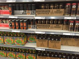 Craft on the shelves