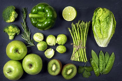 Фрукты, Овощи, Элитная зелень