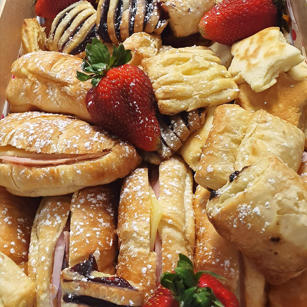 Breakfast Box Catering