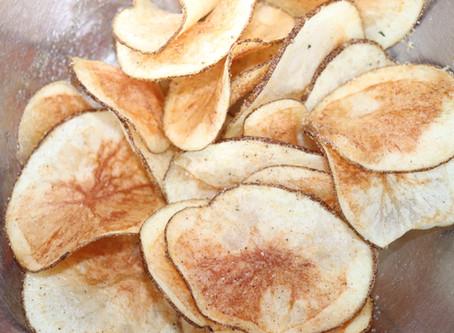 Potato Crisps aka Potato Chips