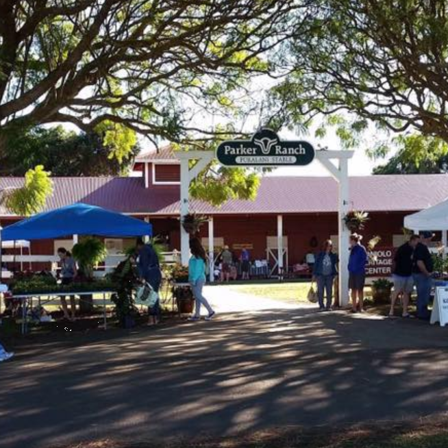 Kamuela Farmers Market
