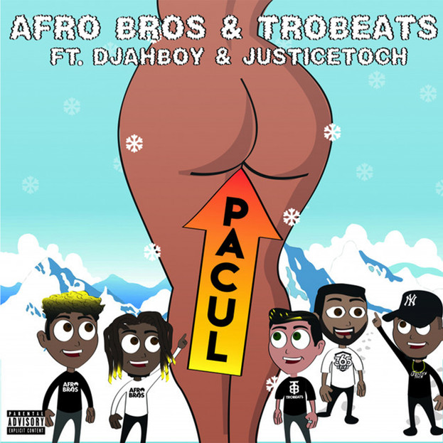 Afro Bros & Trobeats (ft. Djahboy & JusticeToch)