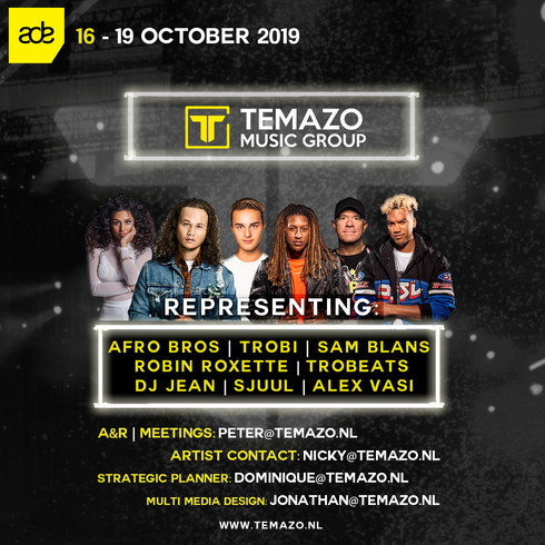 """""""Temazo & Friends - The Third Edition"""""""