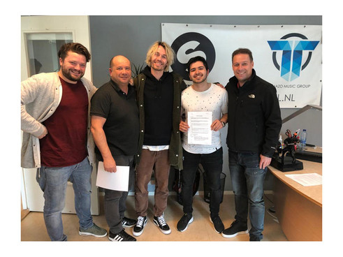 AXA SIGNED TO SPINNIN RECORDS