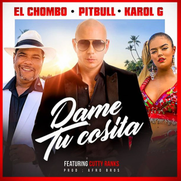 El Chombo, Pitbull & Karol G (ft. Cutty Ranks)