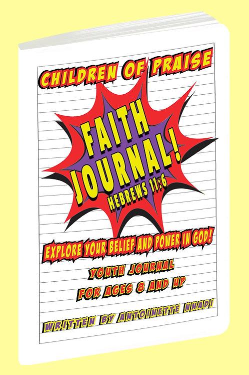 Children of Praise Faith Journal Wire Bound