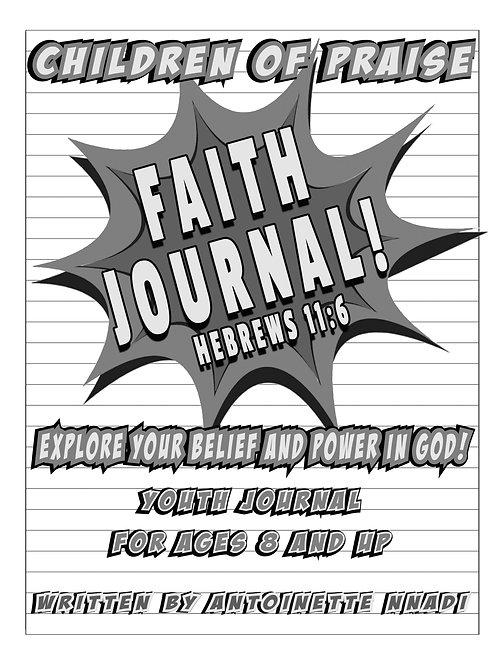 Children of Praise Faith Journal Digital File