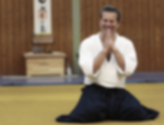Miles Kessler Dharma Teacher