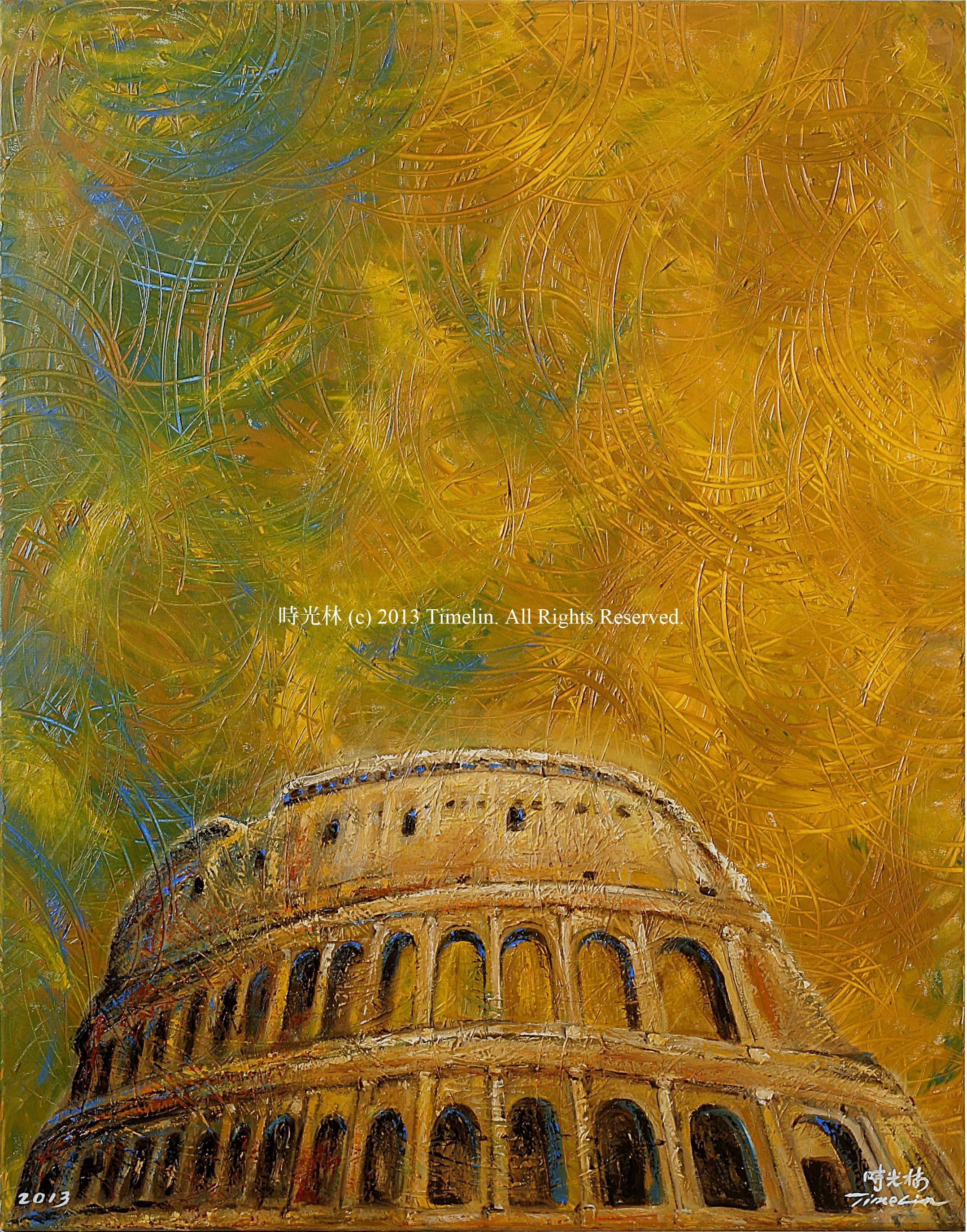 羅馬時光Rome time