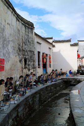 中國黃山China Huangshan