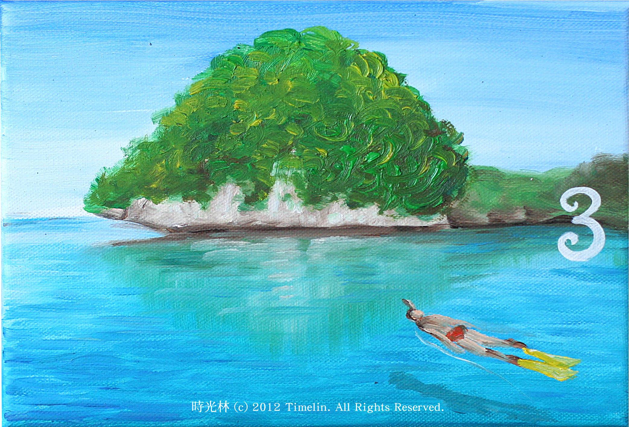 2012浮潛Snorkeling