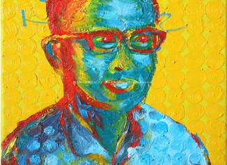 「時光林」是創造新、美、好的時光藝術家 TimeLin is an artist whose works create novelty, beauty and goodness.