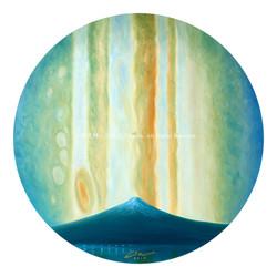 2012木星之吻Jupiter's Kiss