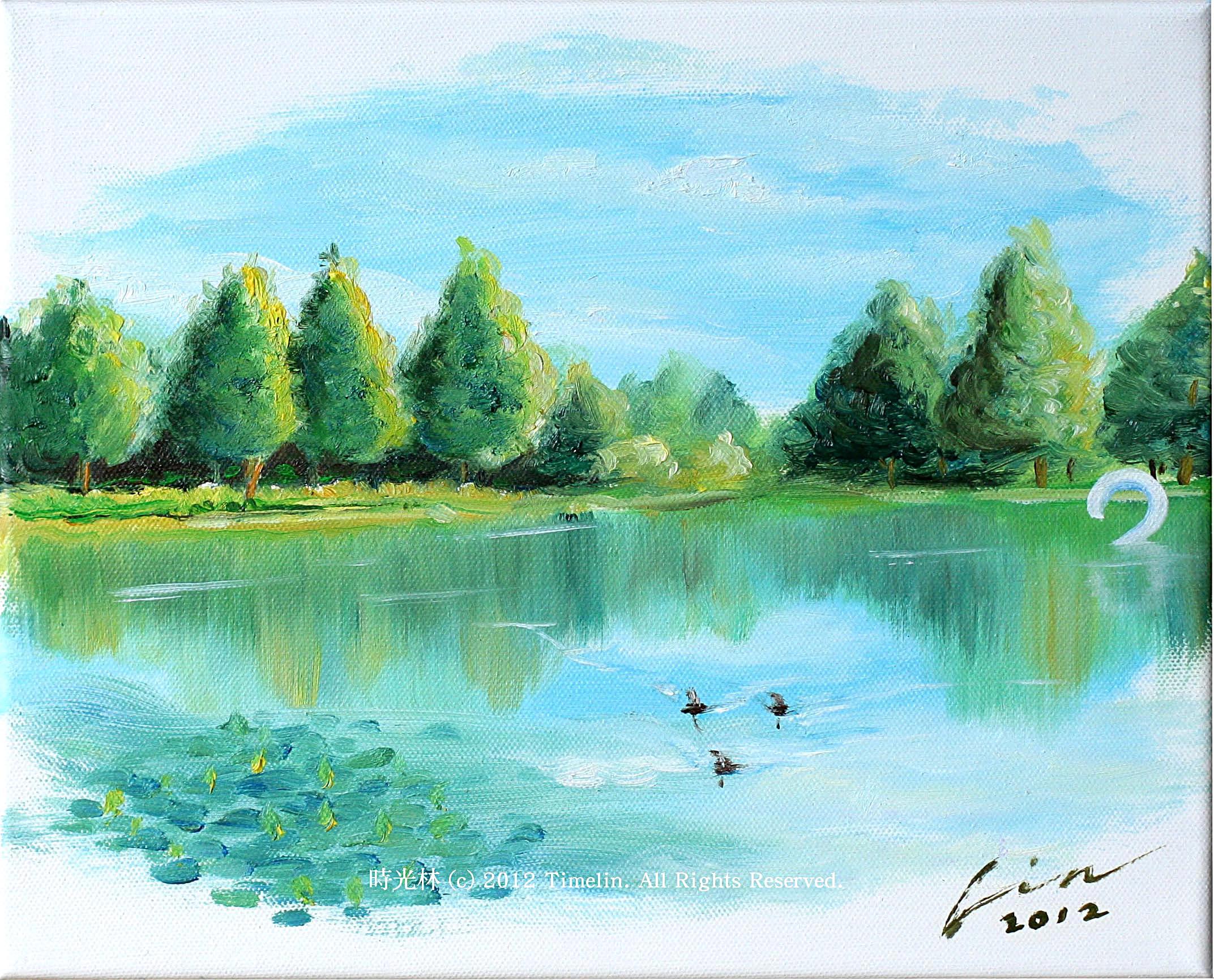 2012三隻鴨