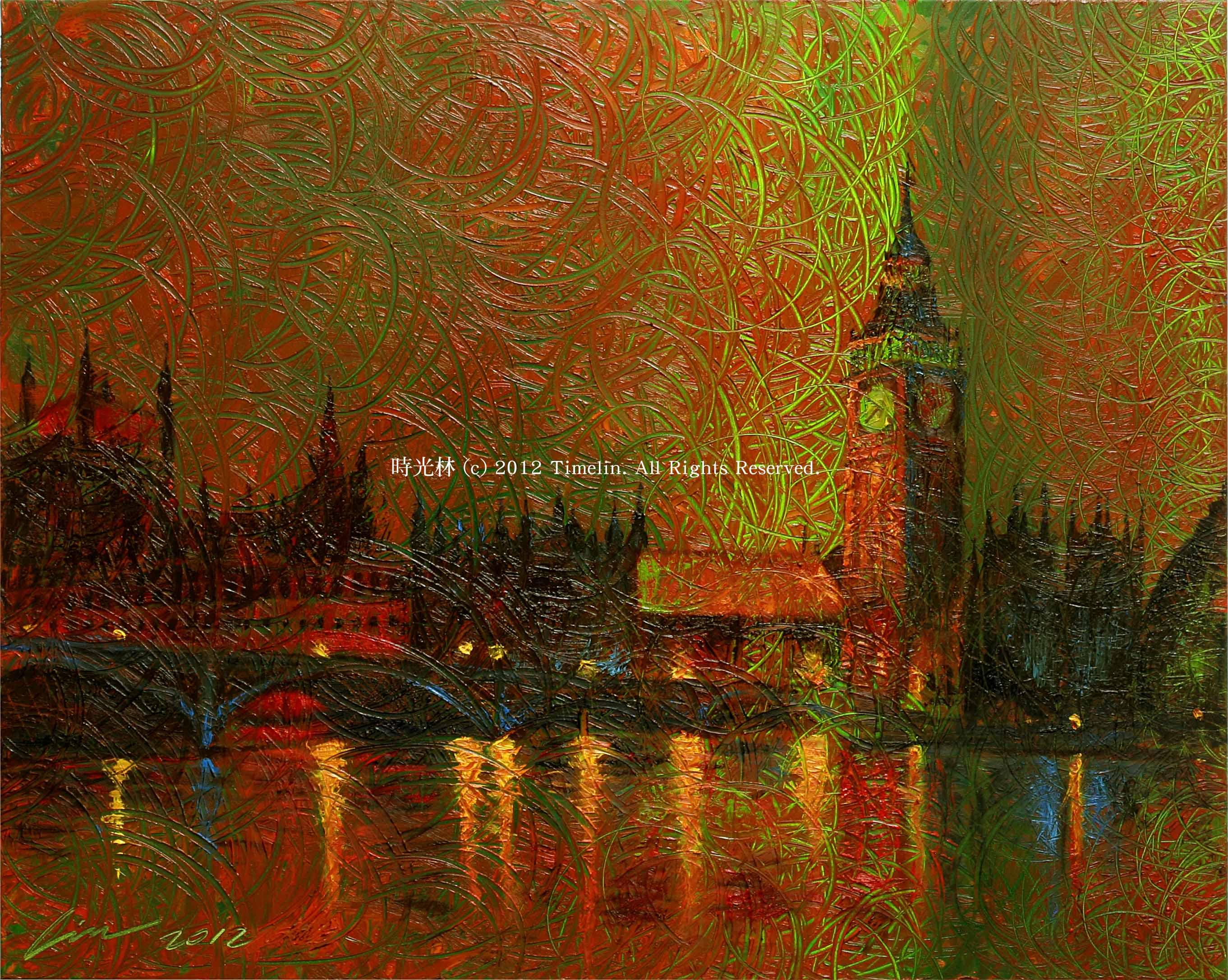 倫敦時光London time