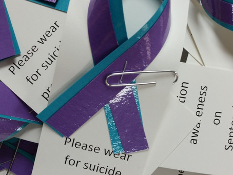 Book Club Supports Suicide Prevention Awareness Program at SCHS