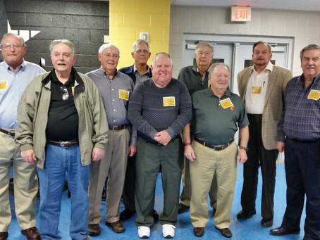 Celebrating the 1959-60 Basketball Team