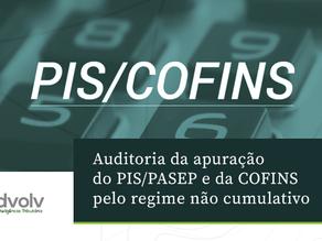 Auditoria de apuração do PIS/PASEP e da COFINS pelo regime não cumulativo