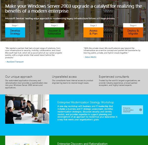 Microsoft Services