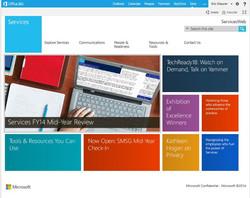 Microsoft Intranet