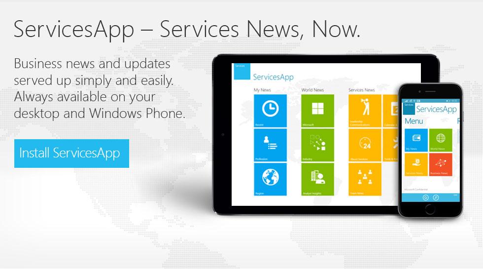 Microsoft App