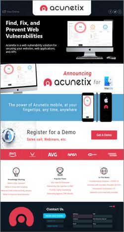 Acunetix HW