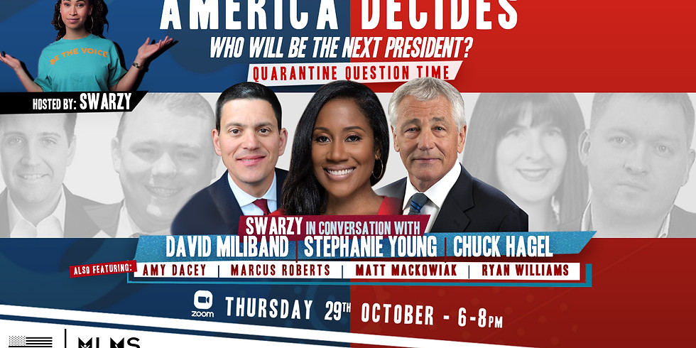 America Decides: Who will be the next President?