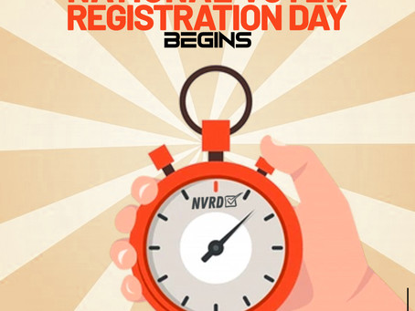 MLMS & SOUK announce National Voter Registration Day