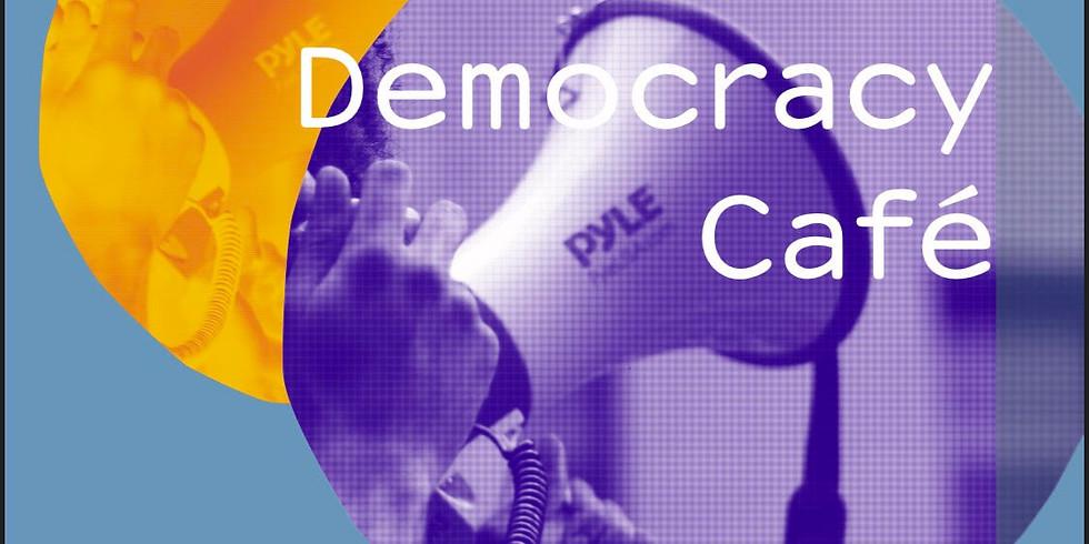 Democracy Café Lisbon