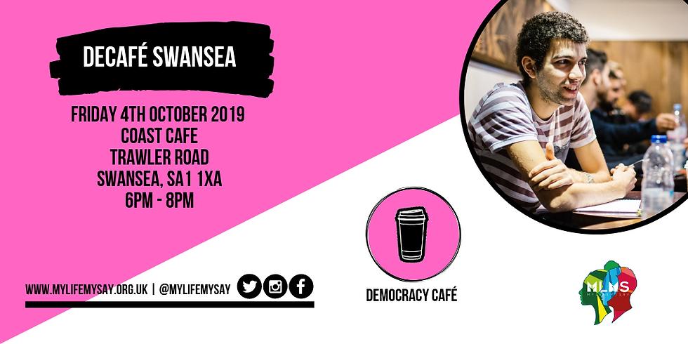 Democracy Cafe: Swansea