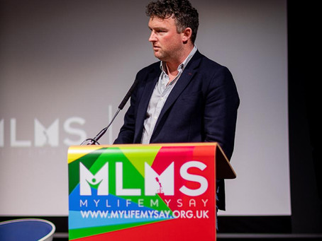 MLMS announces Andrew Roughan as new Chair