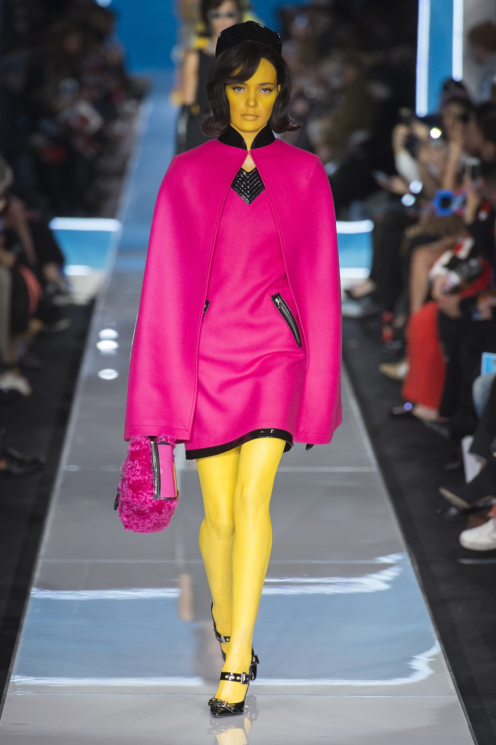 Oslo Grace for Moschino AW18