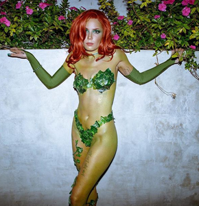 Halsey as Poison Ivy