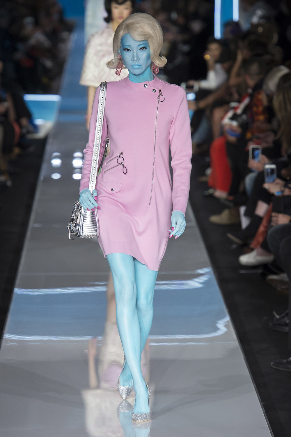 Soo Joo Park for Moschino AW18