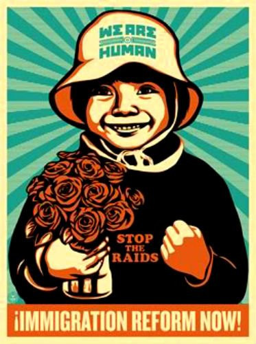 Immigration Reform Now We Are Human