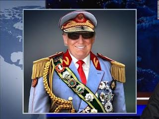 Dictator Donald Trump