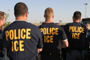 ICE officer demands bribes and sex
