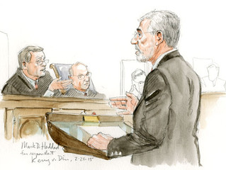 Supreme Court Hears Oral Arguments  in Kerry v. Din